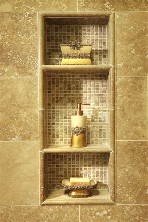 home design pictures remodel decor and ideas bathroom shower shelves design pictures remodel decor