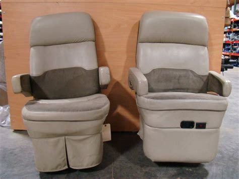 used recliners for sale rv furniture used rv motorhome furniture set of 2