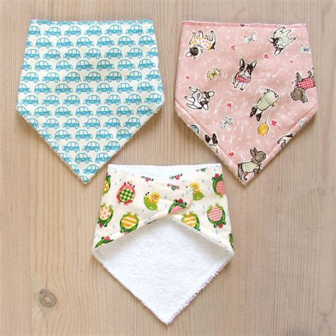 Handmade Bibs - handmade bibs a project if you are beginning to