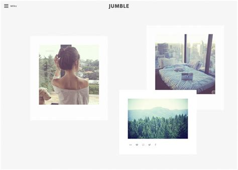 theme tumblr default jumble tumblr