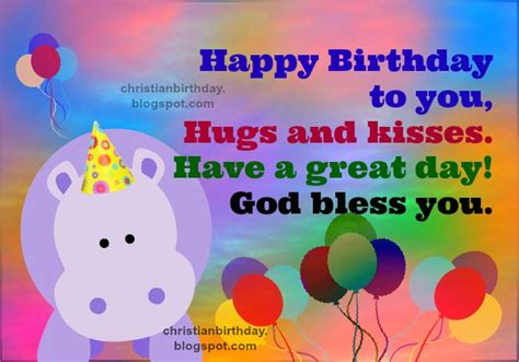 Children Happy Birthday Quotes Christian Birthday Free Cards March 2014