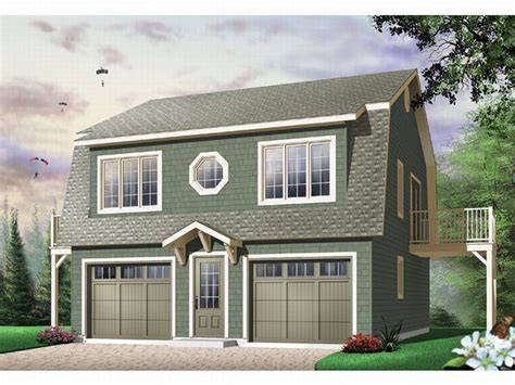 2 car garage house plans carriage house plans 2 car garage apartment plan with gambrel roof design 027g