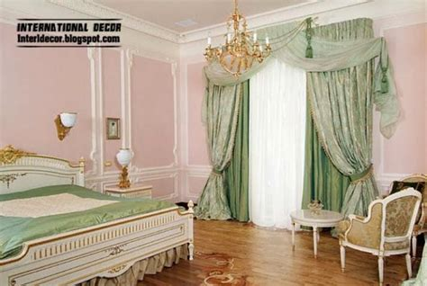 drapes for bedroom interior design 2014 luxury curtains for bedroom latest