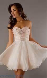 cute strapless dresses for teenage girls world dresses