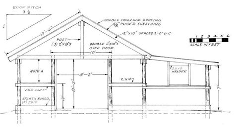 pole barn plans pole buildings small barn construction 53