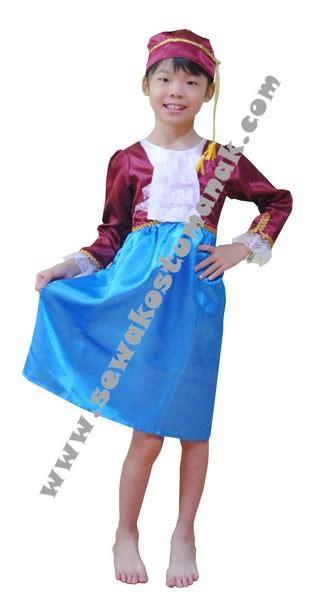 Kostum Anak Lucu Negara India kostum negara turki sewa kostum anak di jakarta tangerang bekasi depok bogor dan indonesia