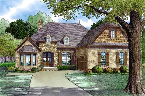 european house plan handsome european home plan 60594nd architectural designs house plans