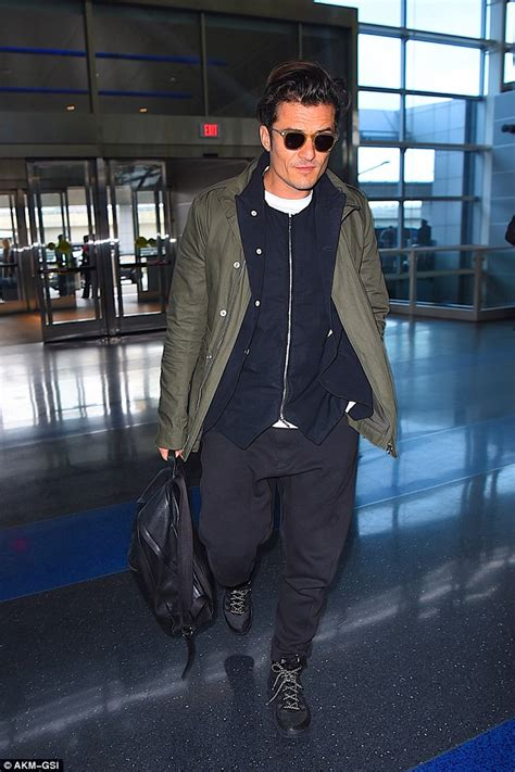 Ignorant Of The Day Orlando Bloom by Orlando Bloom And Katy Perry Jet Out Of New York