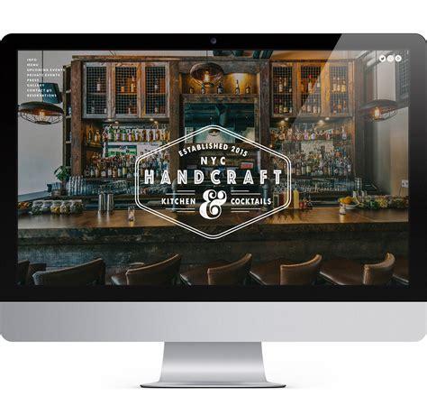 Handcraft Kitchen - handcraft kitchen cocktails oblique design