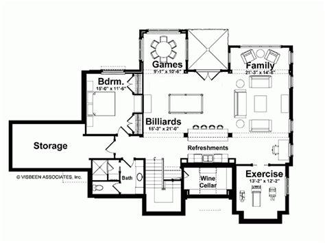 Eplans European House Plan Three Bedroom European 3941 European House Plans With Basement