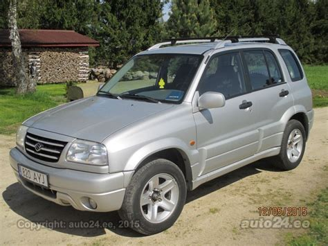 security system 2002 suzuki grand vitara electronic toll collection suzuki grand vitara 2 0 j20a 94kw auto24 lv