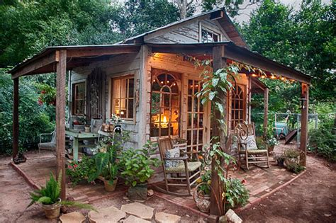 shabby chic gartenhaus s garden shed shabby chic style garden shed and