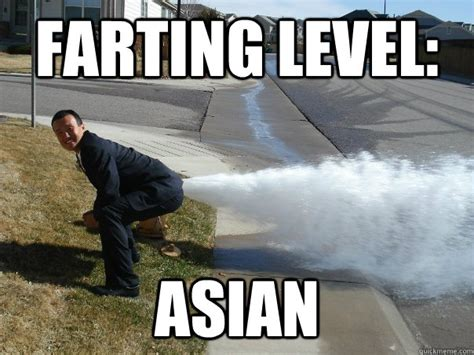 Asian Dog Meme - farting level asian farting asian quickmeme