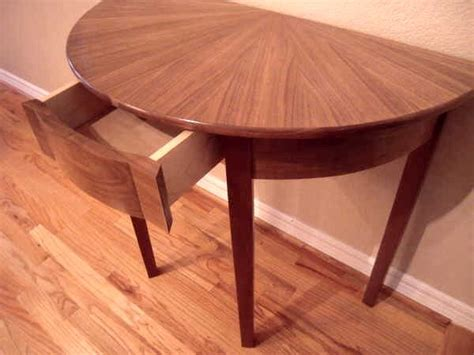 Half Circle Entry Table by Half Circle Entry Table Furniture 31 Quot Half Console