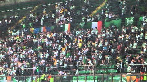 san siro away section milan celtic 2 0 18 9 13 celtic fans away at san siro