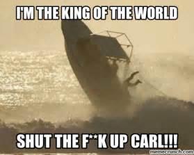 The Fuck Memes - stfu carl titanic