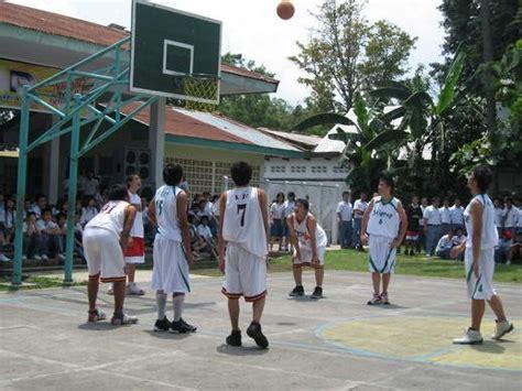 ukuran lapangan basket internasional