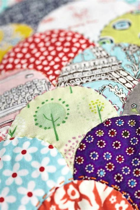 Clamshell Patchwork - 17 best images about clamshell quilts quilting on
