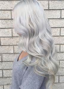 silver hair color ideas 17 of 2017 s best silver grey hair ideas on
