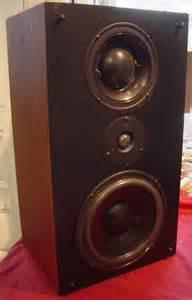 Mission Bookshelf Speakers Audio Studio Used Speakers