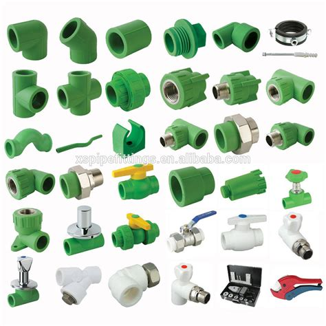 Piping And Plumbing Fittings by Ppr Pipes