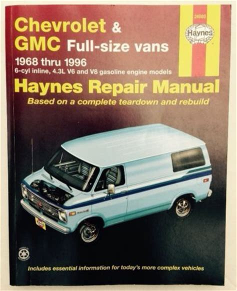 old cars and repair manuals free 1992 gmc safari electronic valve timing 25 best ideas about gmc vans on chevy pickups gmc pickup trucks and pick up chevrolet