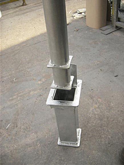 Versa Street Furniture Lift Out Amp Removable Bollards