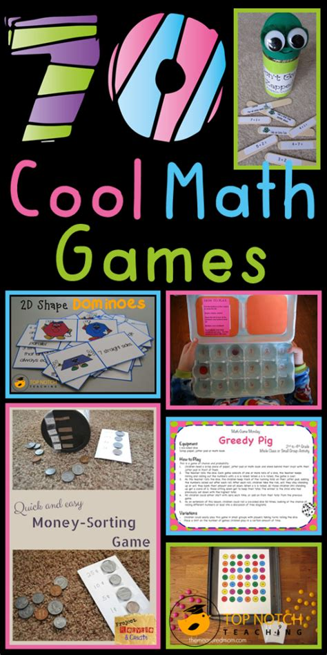 cool math scenarios and strategies books 70 cool math top notch teaching