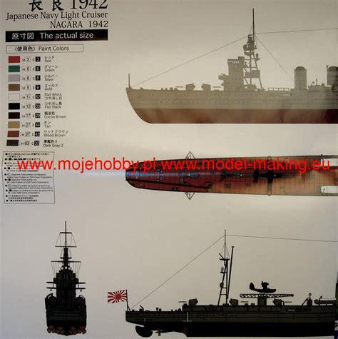 nagara pattern in japanese light cruiser nagara 1942 aoshima 044193