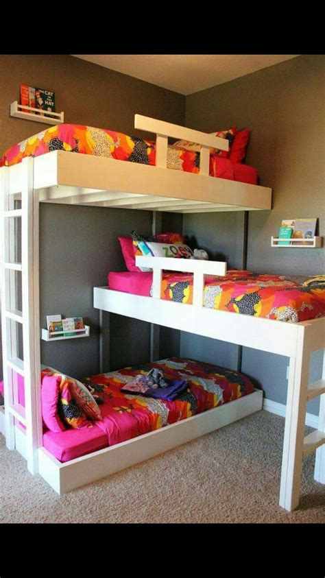 triple decker couch 1000 ideas about triple bunk on pinterest triple bunk