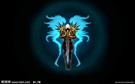 imagenes de armas mitologicas 天使泰瑞尔设计图 动漫人物 动漫动画 设计图库 昵图网nipic com