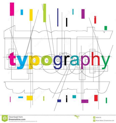 imagenes tipo vector tipo de la tipograf 237 a del vector fotos de archivo libres