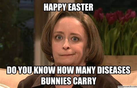 Debbie Downer Meme - happy easter