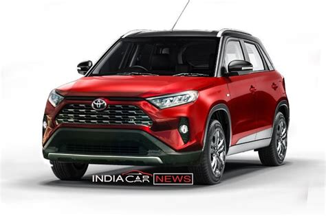 Toyota Upcoming Suv 2020 by Upcoming Toyota In India 2019 2020 8