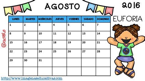Calendario Por Mes 2017 Para Imprimir Calendario 2017 Para Trabajar Las Emociones 2