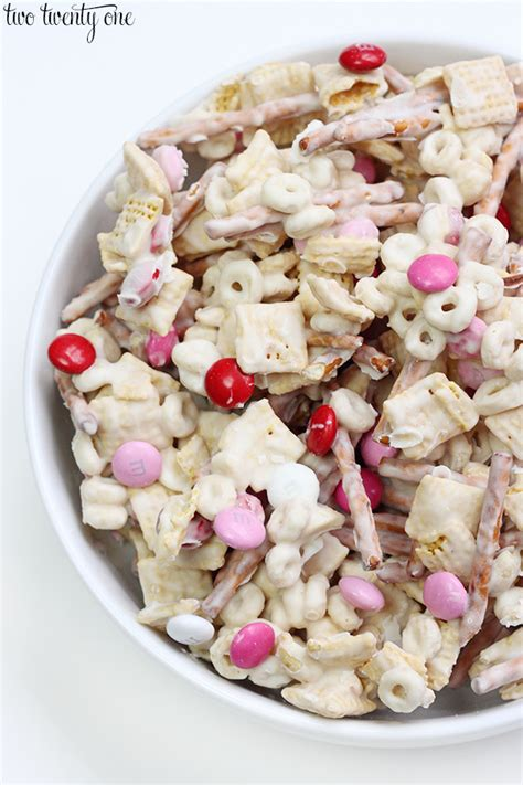 valentines day snacks s day snack mix free printable