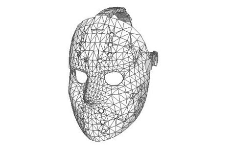 jason mask template mortal kombat x jason voorhees mask free papercraft