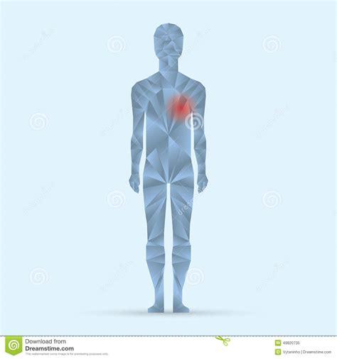 pain body body pain ache illustration hearth stock vector image