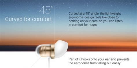 Silicon Earbuds 45 Degree For Earphone xiaomi has a pair of hypoallergenic headphones that will save your ears from infection great