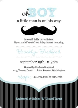 Baby Shower Invitation Wording For A Boy by Baby Shower Invitation Wording It S A Boy Purpletrail