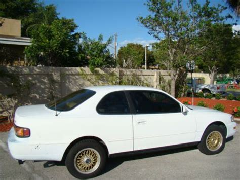 sell used 1994 toyota camry le v6 vintage 2 door