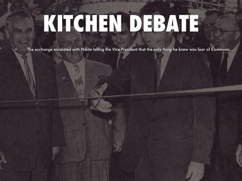 Kitchen Debate Result The Cold War By Hxd1024