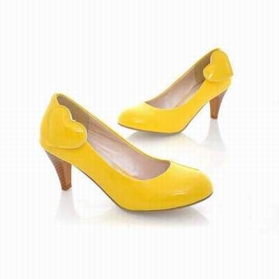Chaussures Jaunes Femme by Chaussures Jaunes A Talons Les Chaussures Jaunes Chaussure Kempa Jaune