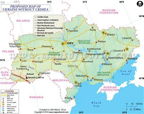 map ukraine crimea the new world order crimea as part of russia world news