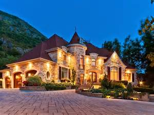 castle homes world of architecture outstanding custom built house in