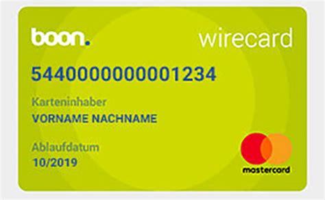 wirecard bank app wirecard erweitert leistungsumfang der banking app boon