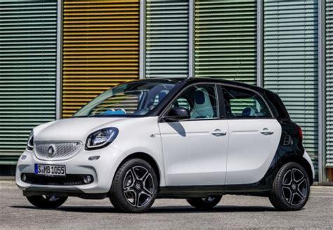 smart 4 porte 2014 smart forfour kleinwagen tests autoplenum de