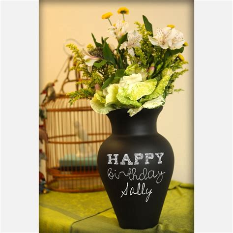 chalkboard paint vases 56 best spray painted images on craft