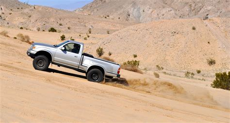 Superstition Toyota Just A Car 10 Years Of Toyota Truck Evolution From An