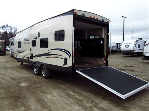 Jayco Trailer Floor Plans by Haylettrv Com 2016 Freedom Express 271bl Toy Hauler